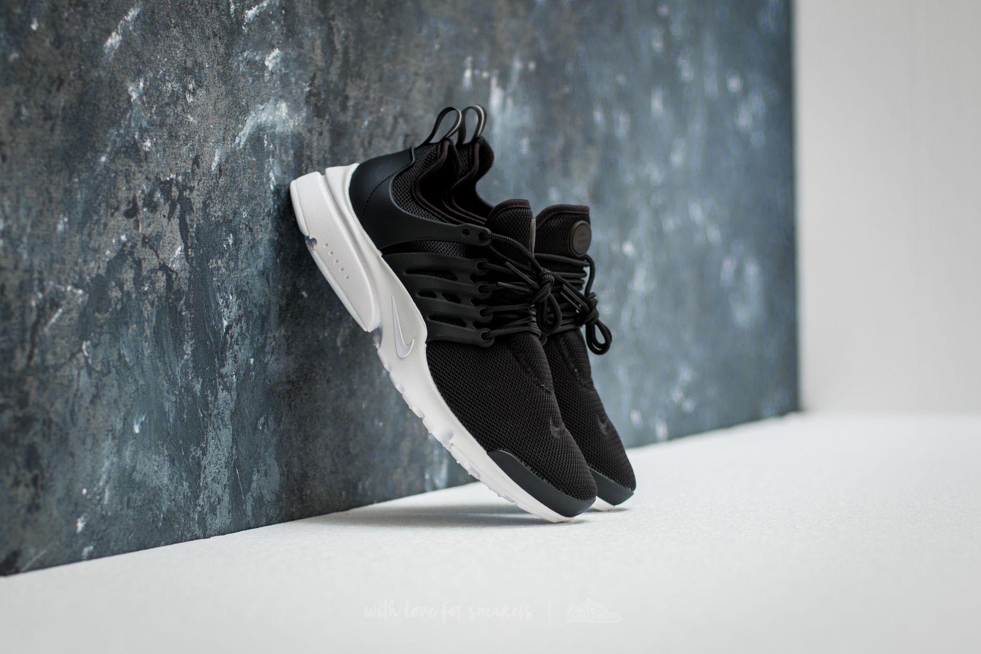 Nike Wmns Air Presto Ultra Br Black/ Black-White-Glacier Blue Footshop – FR