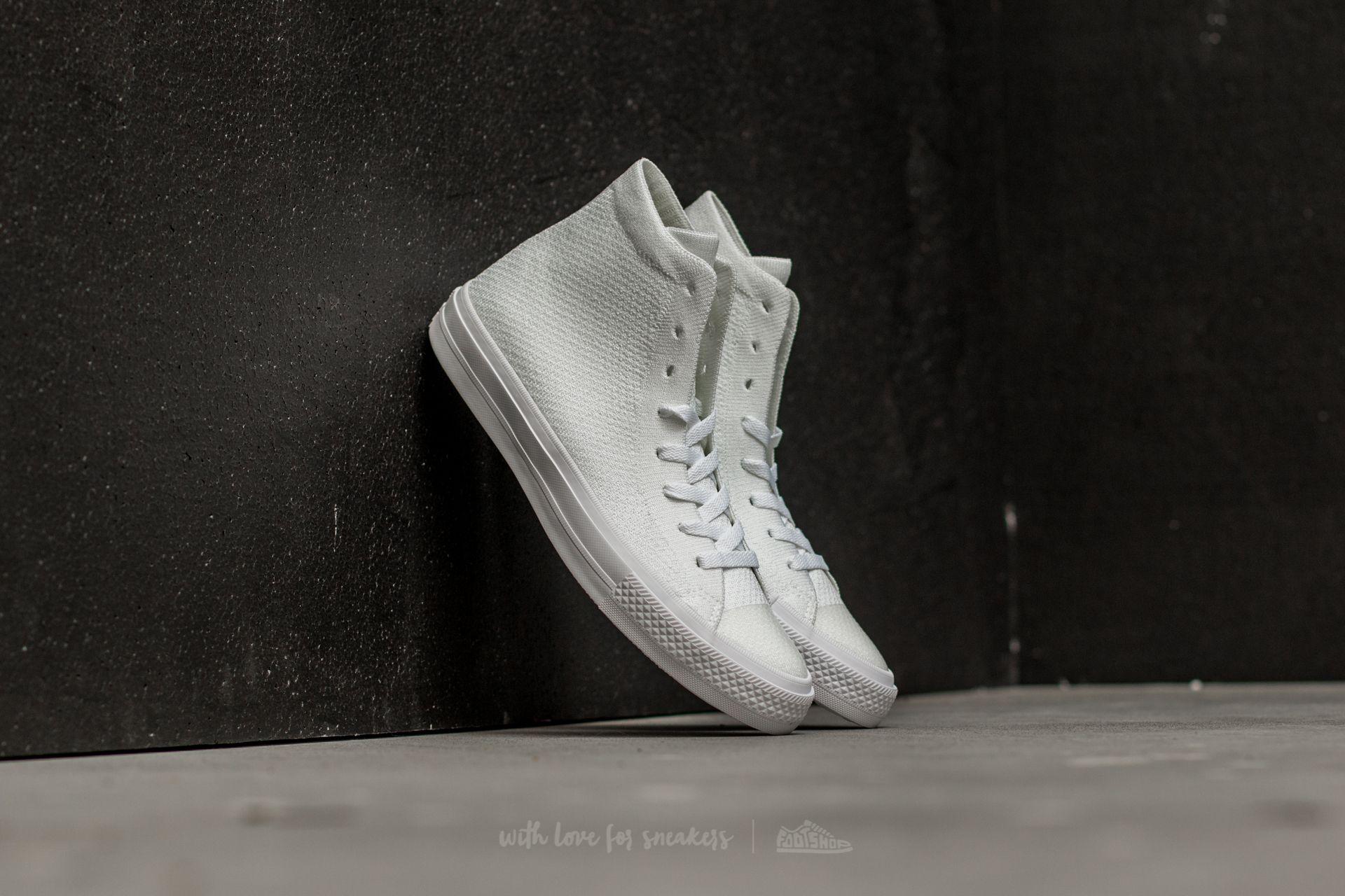 Converse Chuck Taylor All Star II Flyknit Hi White/ White/ White Footshop – FR