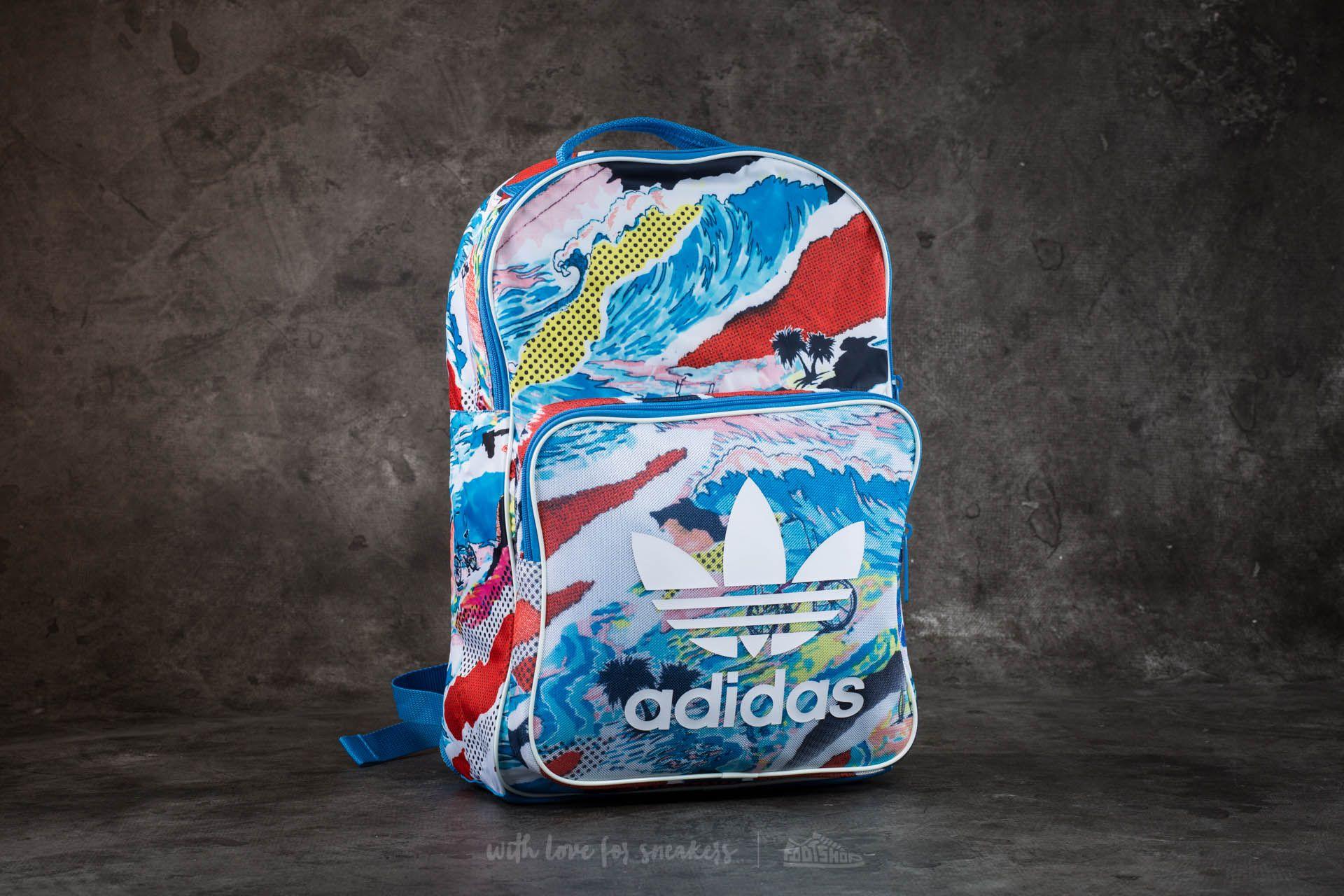adidas Classic Backpack Multicolor Footshop – FR