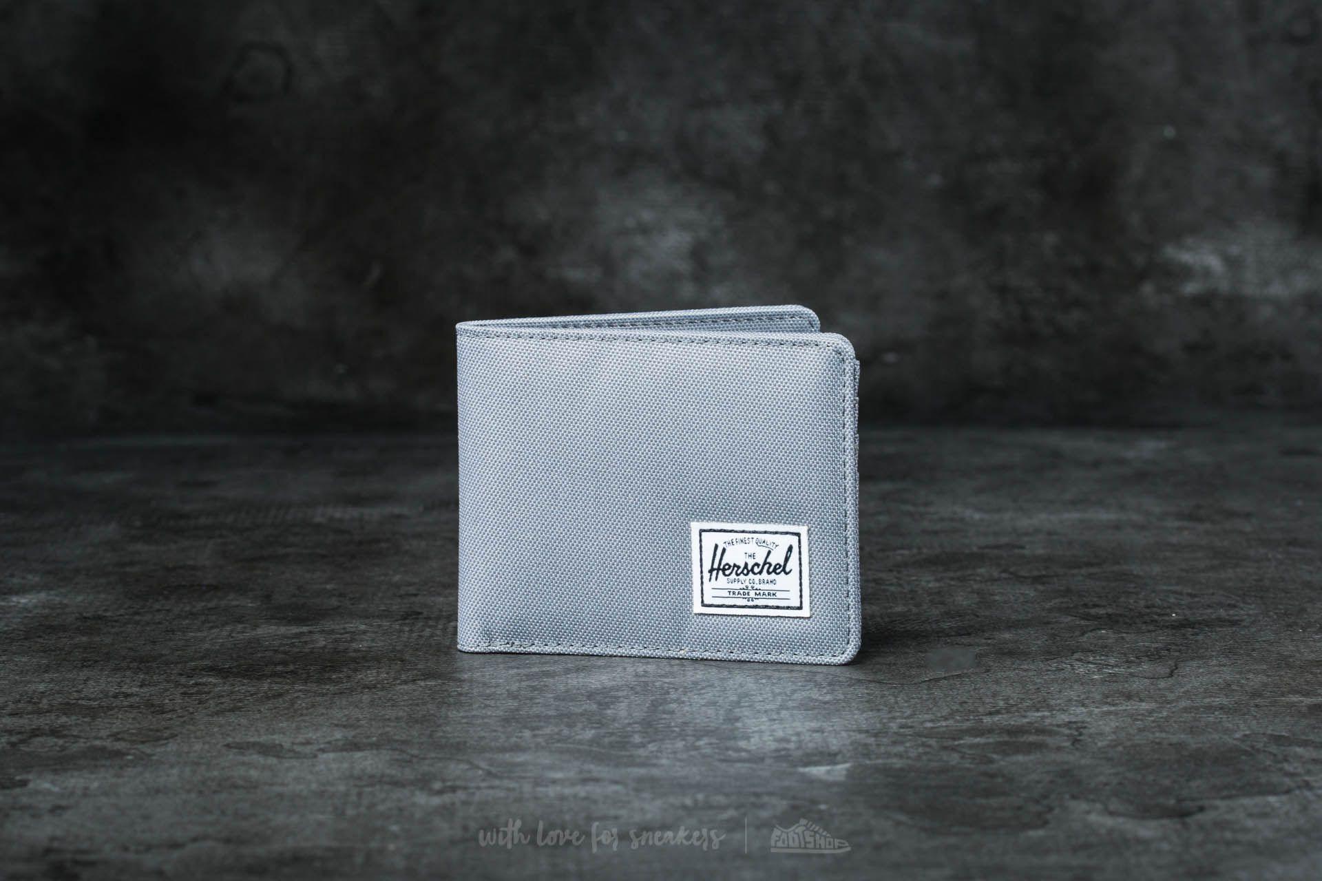 Herschel Supply Co. Roy + Wallet Grey Footshop – FR