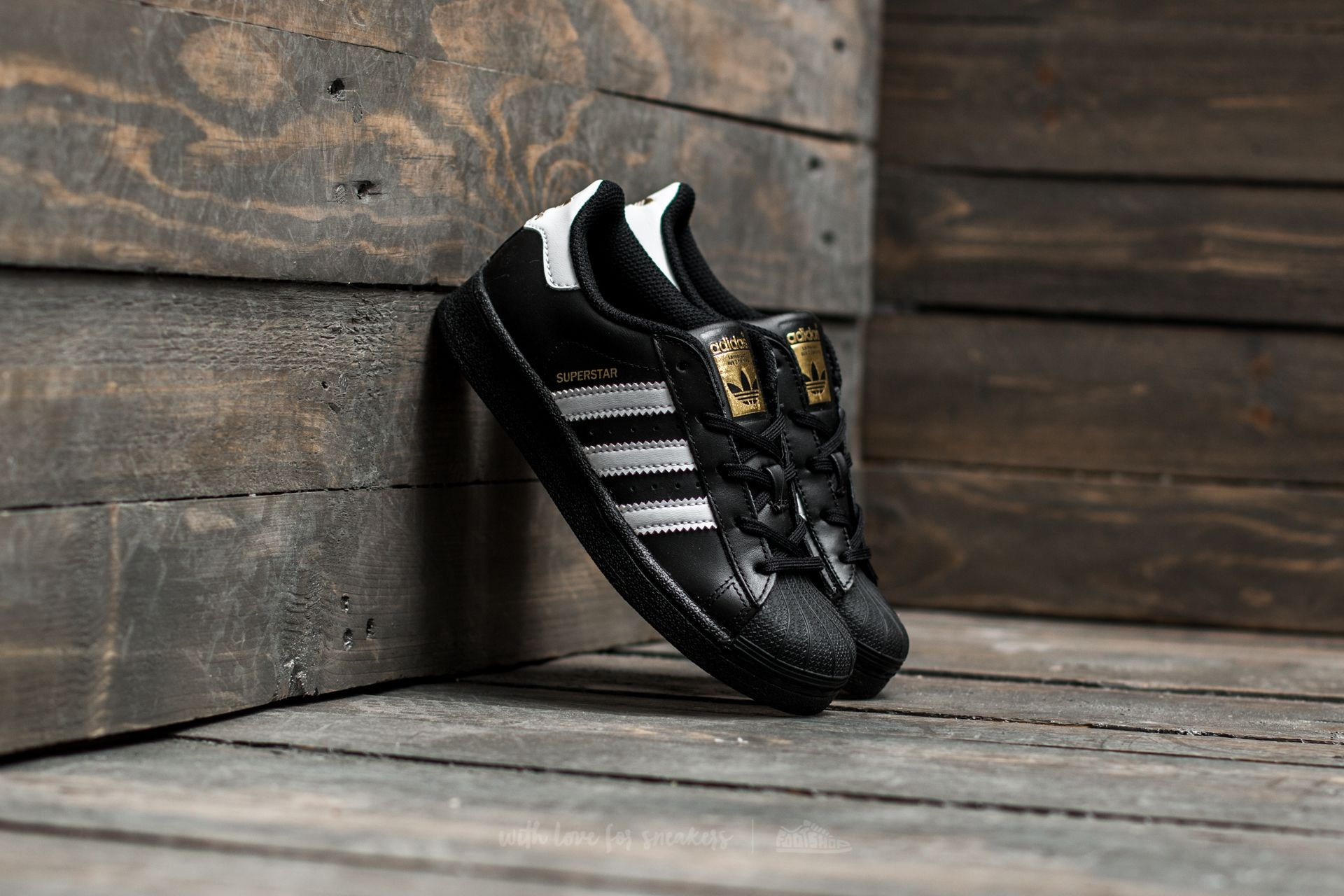 adidas Superstar C Core Black/ Ftw White/ Core Black Footshop – FR