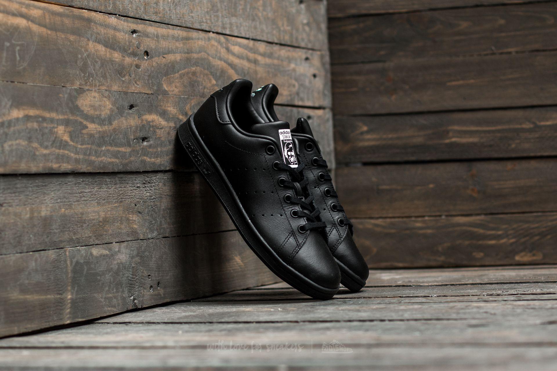 adidas Stan Smith Junior Black/ Black/ FtwWhite Footshop – FR