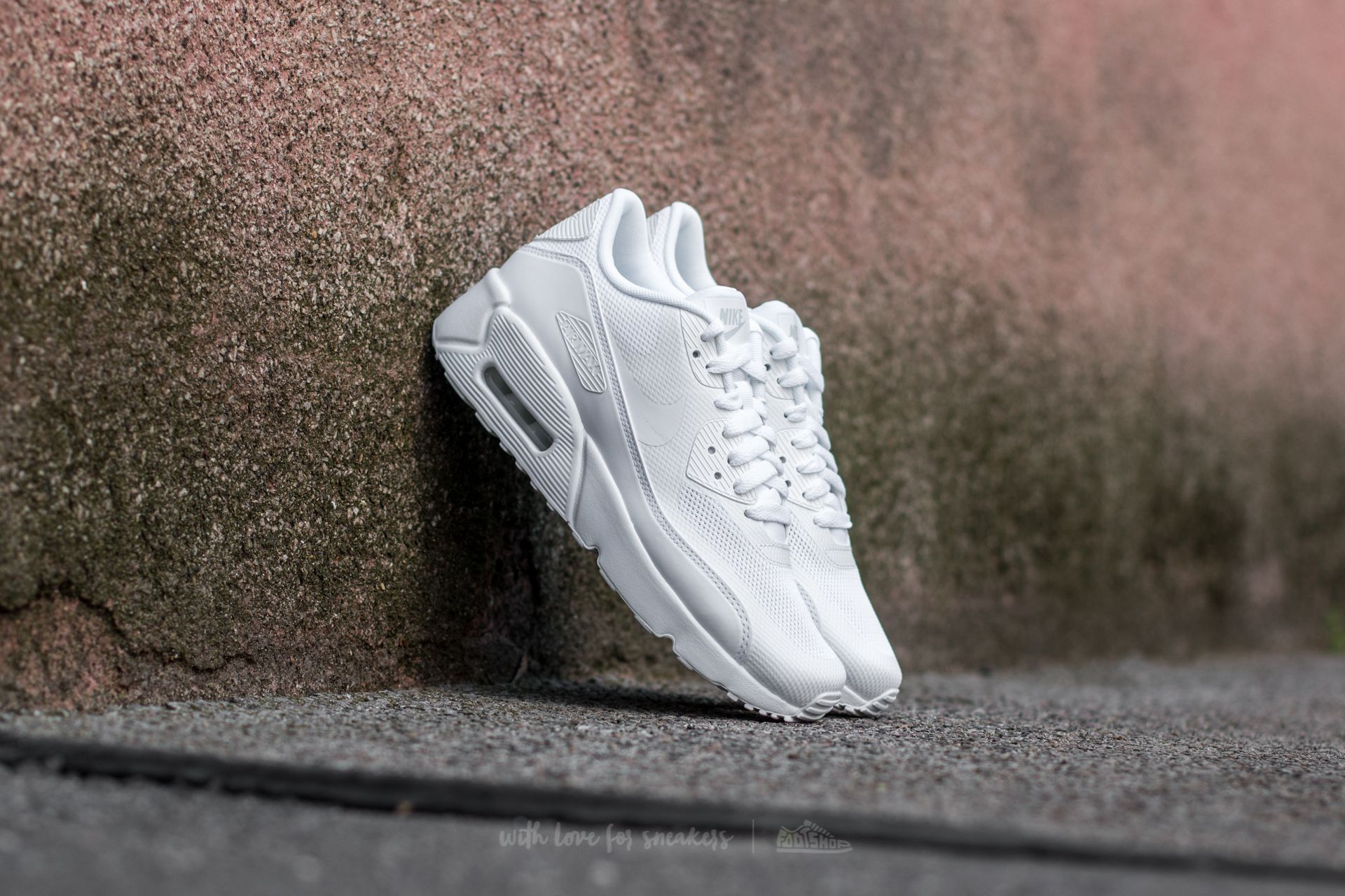 Nike Air Max 90 Ultra 2.0 (GS) White/ White-White Footshop – FR