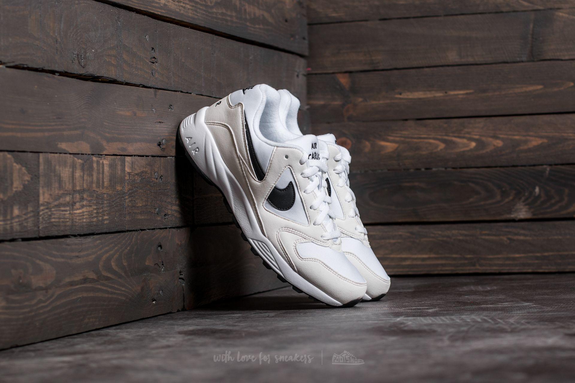 Nike Air Icarus Extra White/ Black-Black Footshop – FR