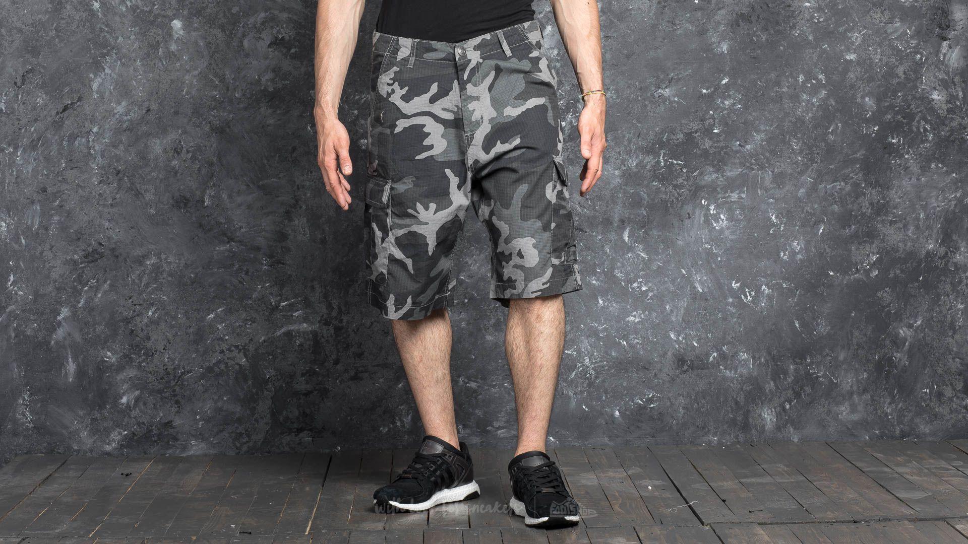 Urban Classics Camouflage Cargo Shorts Urban Camo Footshop – FR