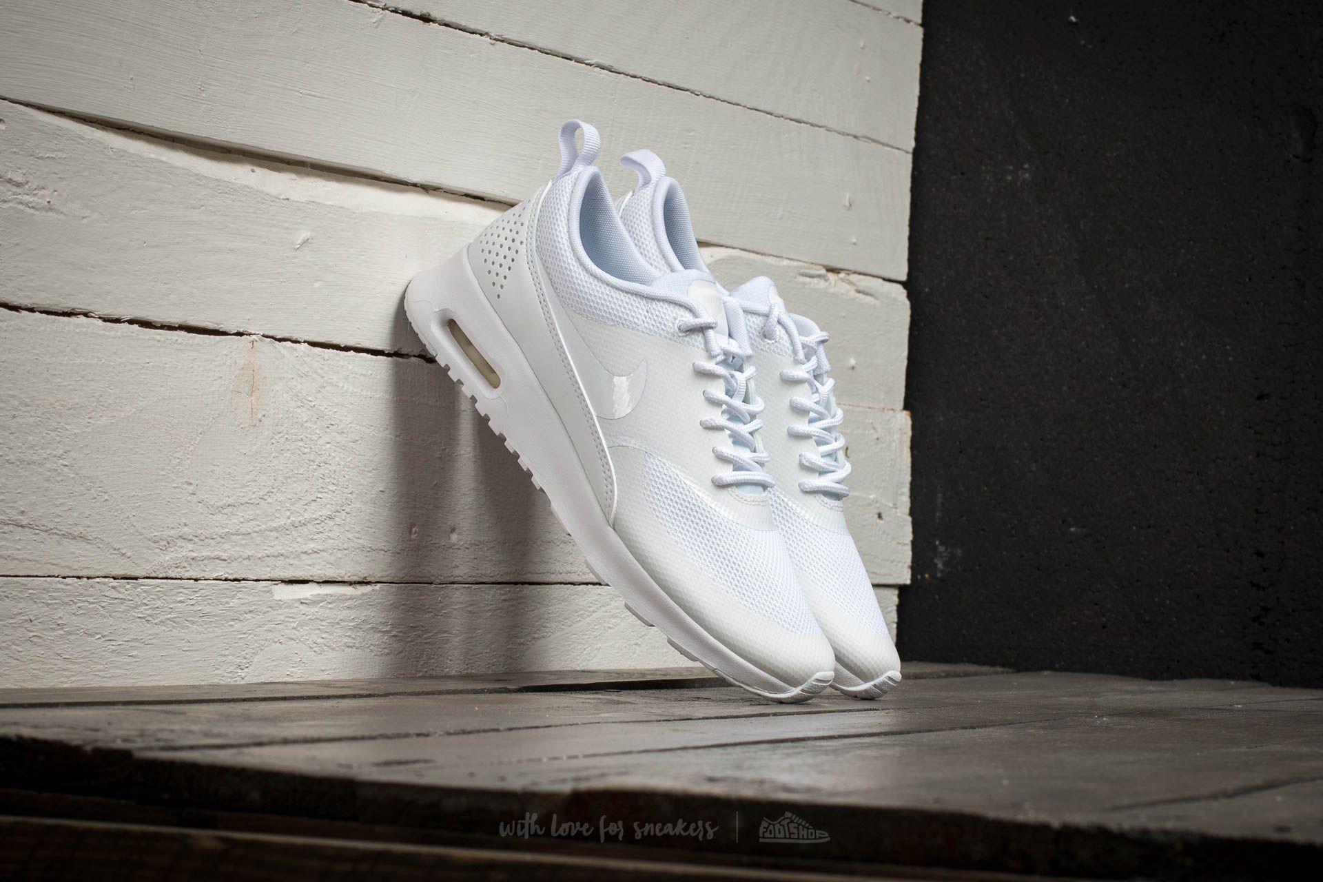 Nike WMNS Air Max Thea White/White