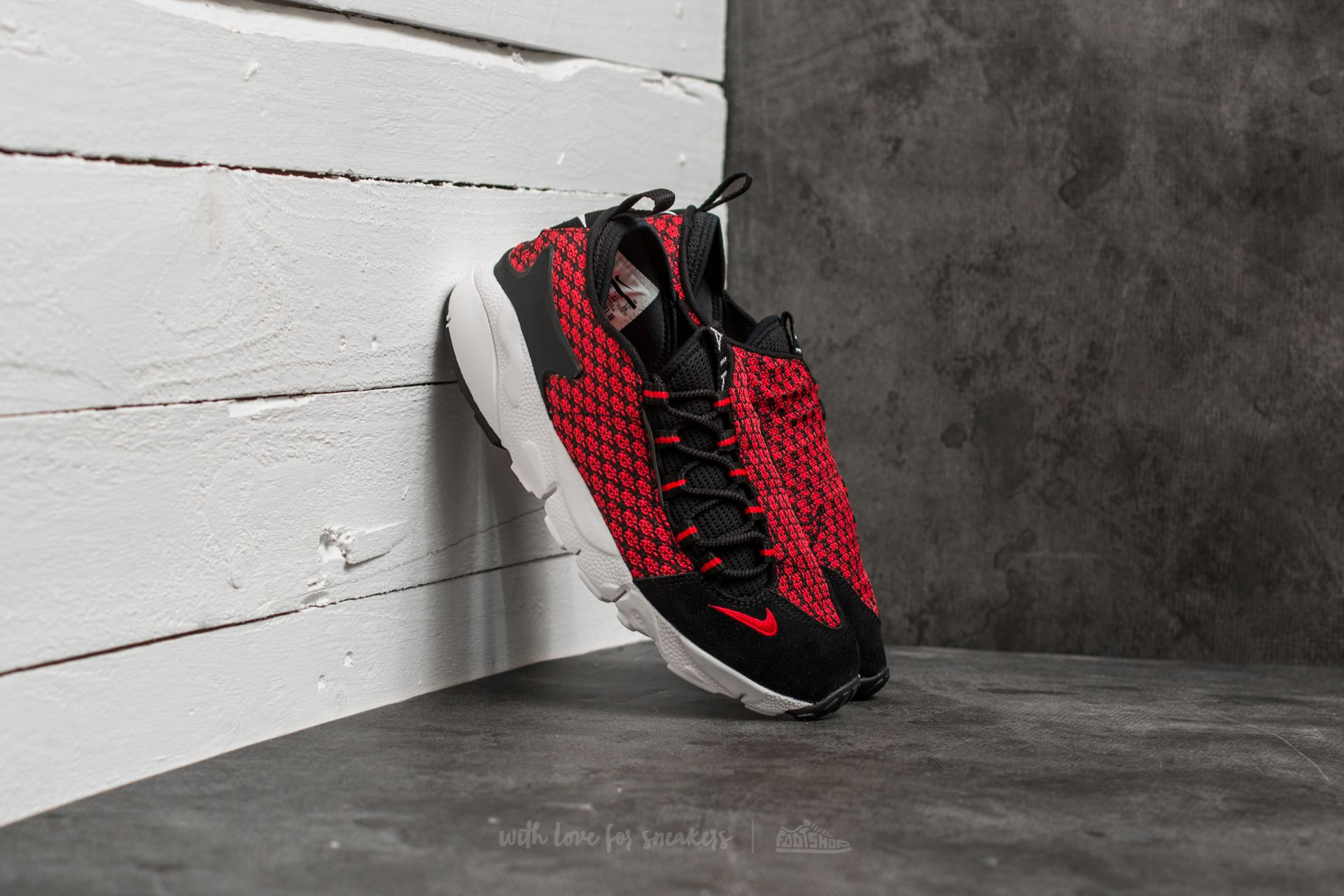 Nike Air Footscape NM JCRD University Red/ University Red Footshop – FR