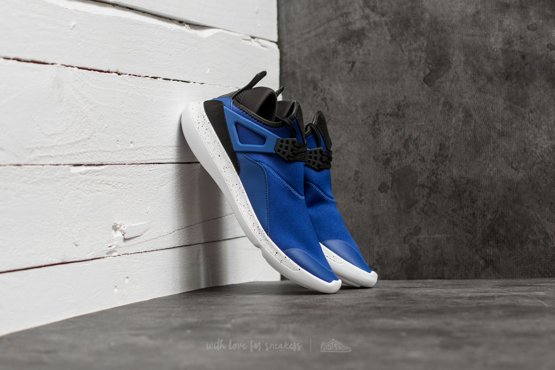 Jordan Fly ´89 Deep Royal Blue/ Black-White