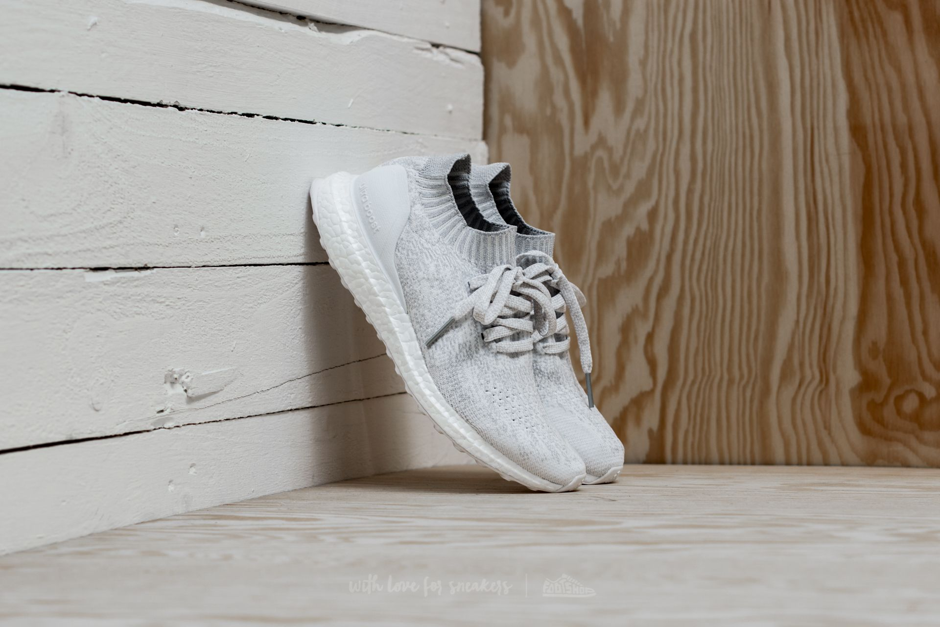 adidas UltraBoost Uncaged J Ftw White/ Ftw White/ Crystal White